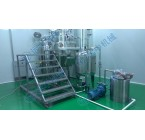 试验室用(电汽两用)微型提取浓缩回收机组
