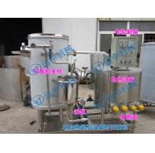UH套管式电加热超高温瞬时灭菌机