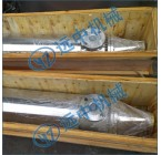 无菌级双管板管壳式换热器