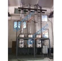 二醛浓缩回收降膜蒸发器