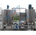 双罐机型高剪切乳化研磨机组