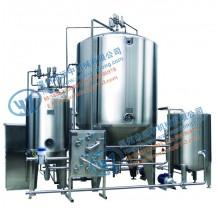 发酵液酵母自控扩培系统