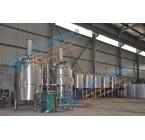 啤酒化糖煮沸发酵生产线