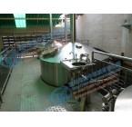 啤酒煮沸糖化沉淀设备